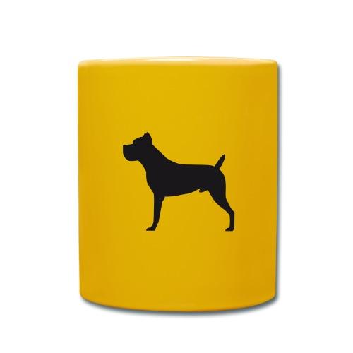 Cane Corso Italiano - Taza de un color