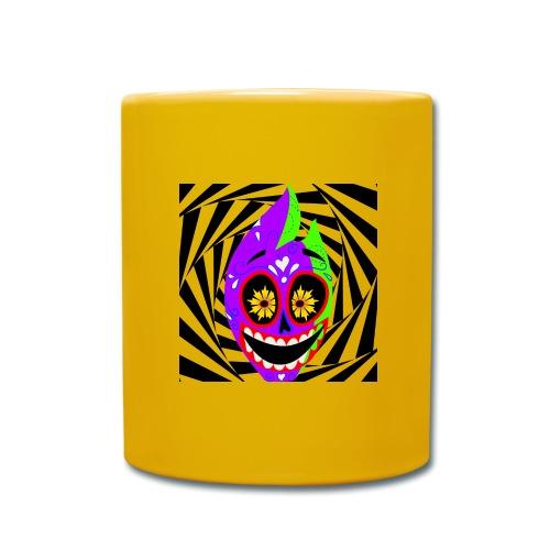 Halloween - Tasse einfarbig