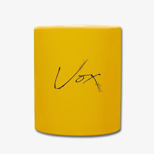 Logo Vox Paint - Tazza monocolore