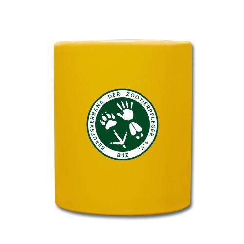 BdZ Logo - Tasse einfarbig