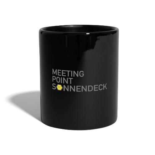 EBERTPLATZ KÖLN - Meeting Point Sonnendeck - Tasse einfarbig