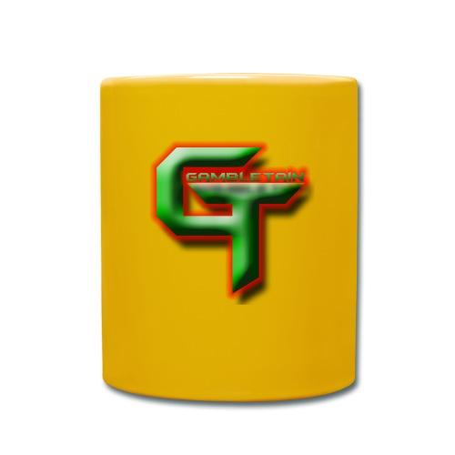 Gambletain - Tasse einfarbig