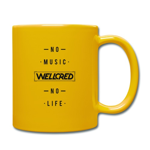 WELLCRED T-SHIRT - Full Colour Mug