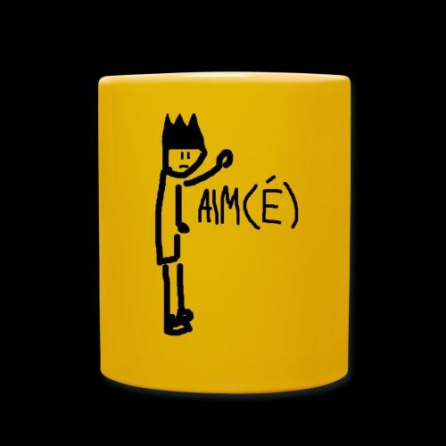 AIM(É) - Tasse einfarbig