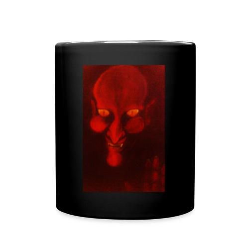 peintures diable - Mug uni