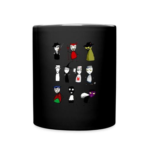 Bad to the bone - Full Colour Mug