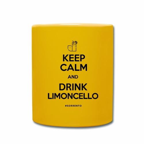 Restez calme et buvez du Limoncello - Mug uni