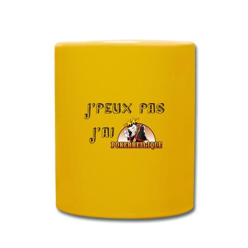 J'peux pas j'ai PB - Mug uni
