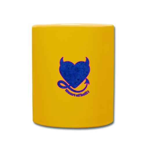 HEART OF HELL! - Mug uni