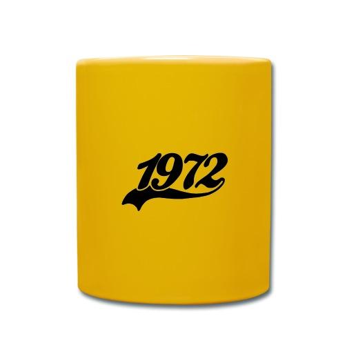 1972 schweif - Tasse einfarbig