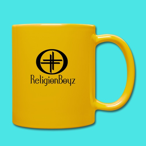 ReligionBoyz Teenager T - Full Colour Mug
