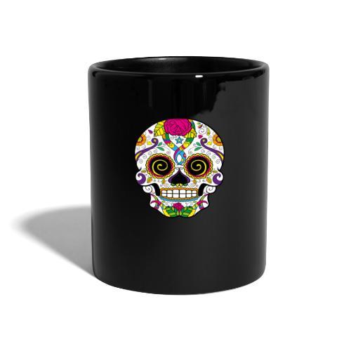 skull3 - Tazza monocolore