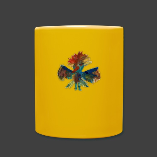Mayas bird - Full Colour Mug