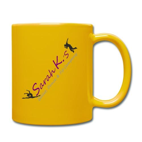 Logo Sarah K´s.png - Tasse einfarbig