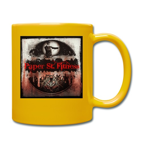 Paper St. Fitness Hoodie - Full Colour Mug