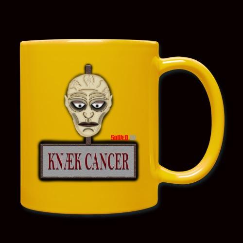 Knæk Cancer Kollektion ! - Ensfarvet krus