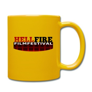 Hellfire Film Festival logo - Full Colour Mug