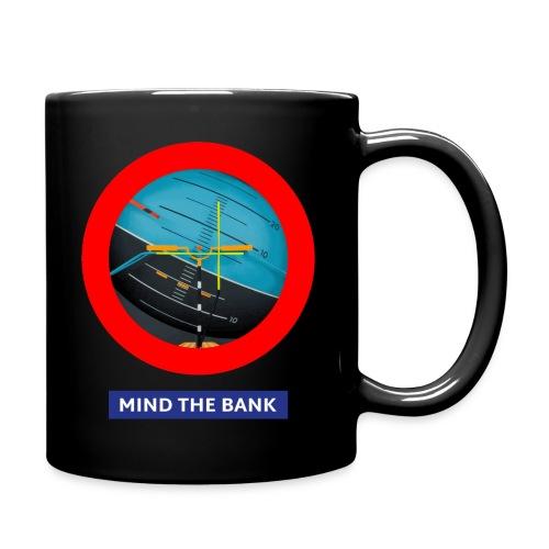 mindthebank1 - Tasse einfarbig