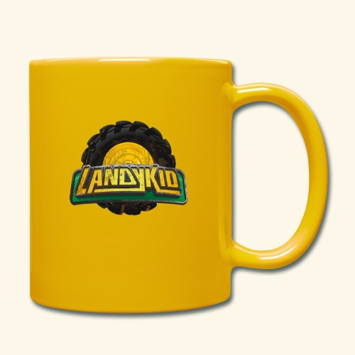 LandyKid Logo XL trans png - Full Colour Mug