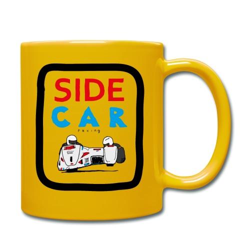 SIDE car racing - Mug uni