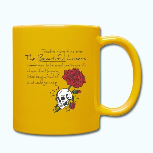The Beautiful Loosers - Full Colour Mug
