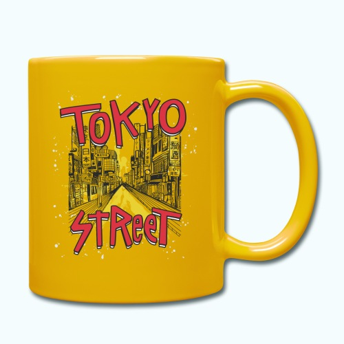 Travel To Tokyo 80s Retro Vintage - Full Colour Mug