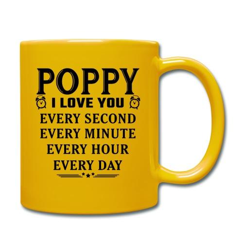 I Love You Poppy - Full Colour Mug