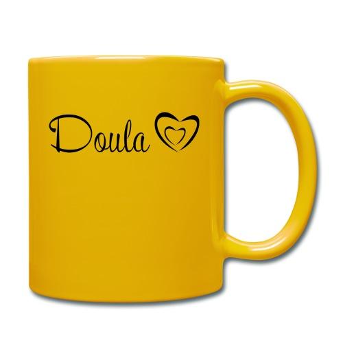 doula sydämet - Yksivärinen muki