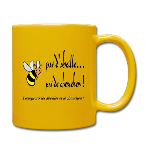 Pas d'abeille, pas de chouchen - Mug uni