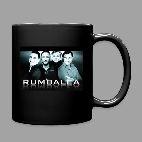 RUMBALEA Faces - Tasse einfarbig