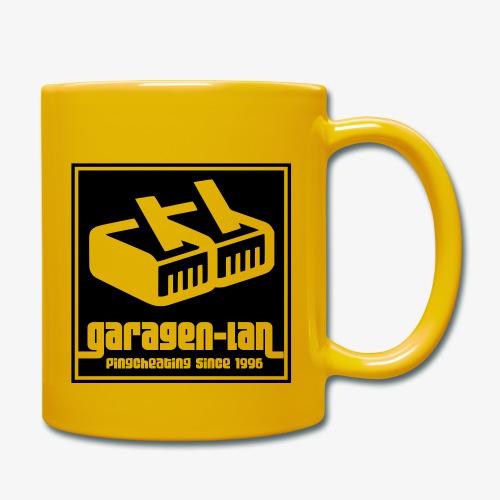 Garagenlan2 - Tasse einfarbig