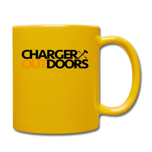 Charger Outdoors Logo - Full Colour Mug