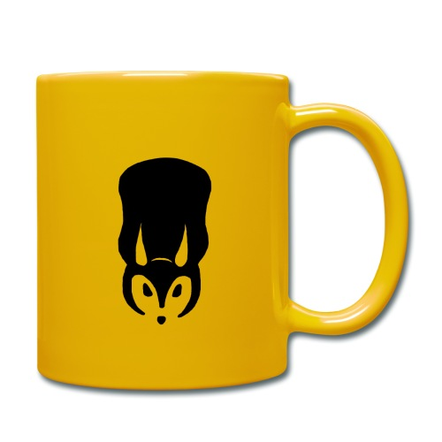 SeriousSquirrel big - Full Colour Mug