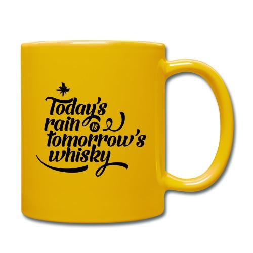 Today's Rain - Full Colour Mug