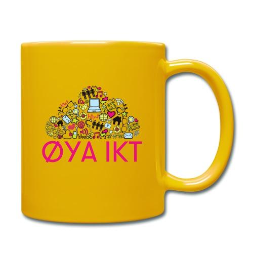 OyaIKT - Full Colour Mug