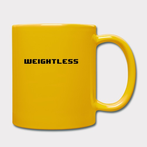 Weightless - Full Colour Mug