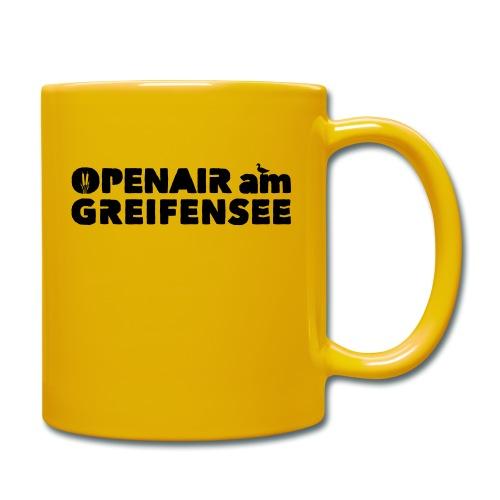 Openair am Greifensee 2018 - Tasse einfarbig