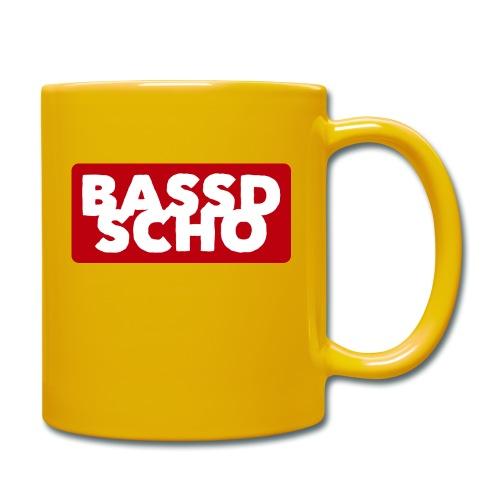 BASSD SCHO - Tasse einfarbig