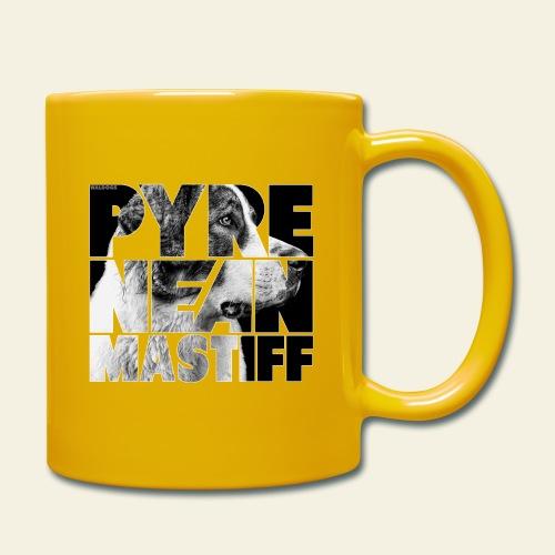 Pyrenean Mastiff II - Yksivärinen muki