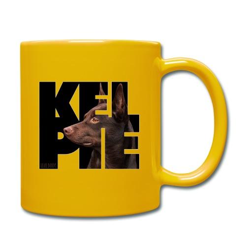 Kelpie II - Yksivärinen muki