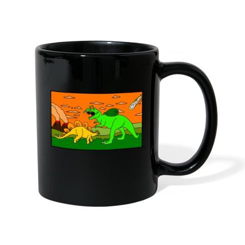 Schneckosaurier von dodocomics - Tasse einfarbig