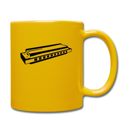 Harmonica - Full Colour Mug