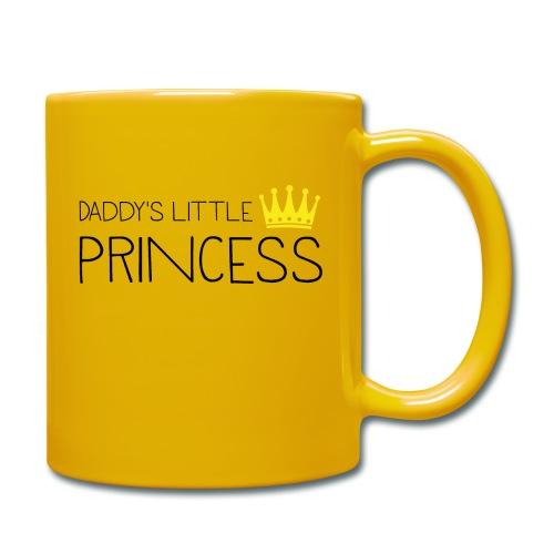 Daddy's little Princess - Tasse einfarbig