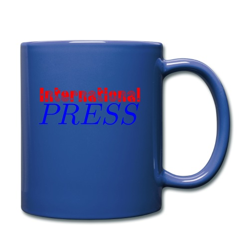 int_press-png - Tazza monocolore