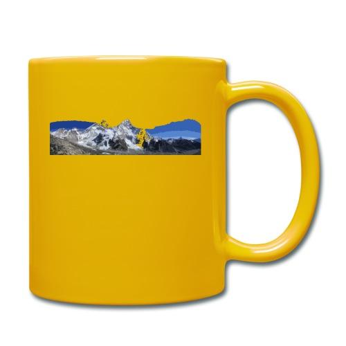 MOUNTAINS - Tazza monocolore