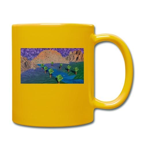 Silent river - Full Colour Mug