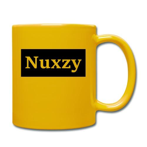 Nuxzy sweatshirt - Ensfarvet krus