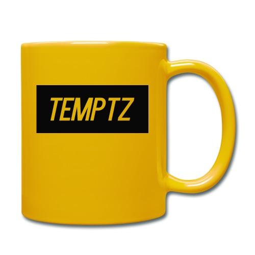 TempTz Orignial Hoodie Design - Full Colour Mug