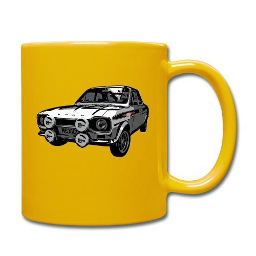 Mk1 Escort - Full Colour Mug