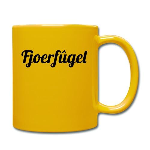 fjoerfugel - Mok uni